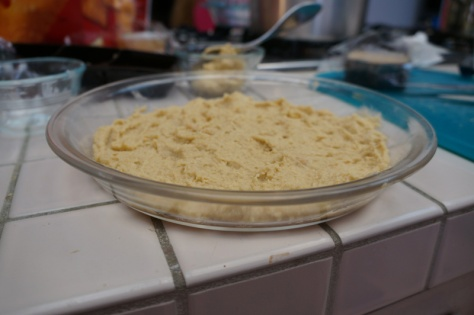 Walkers shortbread cookie pie crust