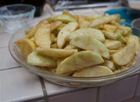 Apple Pie apple mix