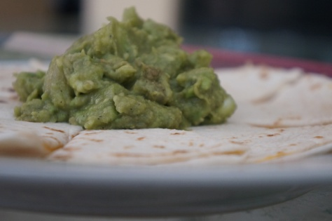 home made guacamole recipe