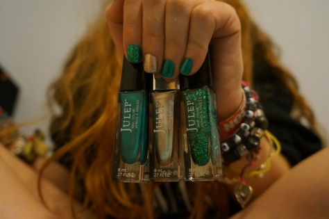 Julep Holiday Colors
