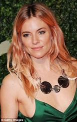 Rose Gold Hair Trend by Style Vanity: I would never die my hair...but if I did, it would be Rose Gold.