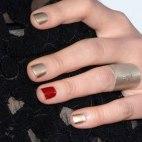 Sara Bareilles Nails peoples choice awards 2014 beauty