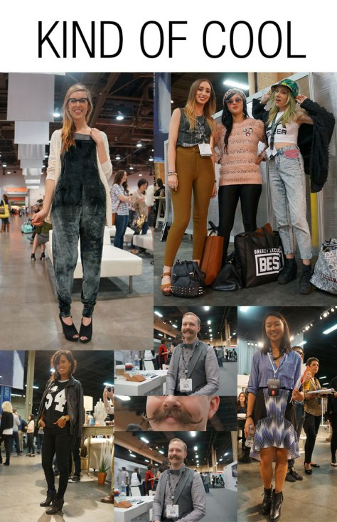 cool outfits Magic Las Vegas street style 2014 velvet romper mustache