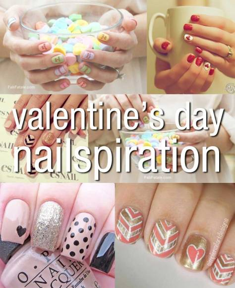 Valentine's Day Nailspiration